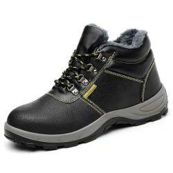 Un travail sécurisé des chaussures de sécurité à l'aide de l'UE Doublure en coton standard