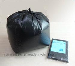 Venta caliente Precio Fabricante paquete plano plástico PE bolsa de basura