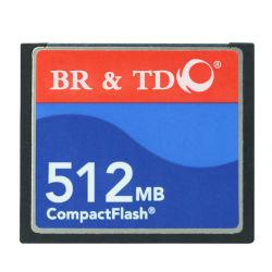 コンパクトなフラッシュ・メモリのカードのBr&Td Ogrinalのカメラのカード512MB