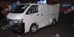 Xjs's Foton View C2 Cargo Van Right Hand Drive to أمريكا الجنوبية