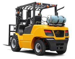 2tonne à 7 tonne de carburant double au Gaz Propane GPL avec moteur d'approbation de l'EPA Psi 4.3 chariot élévateur convient pour USA Market