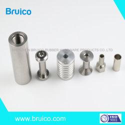 CNC カスタム精密アルミニウム / 黄銅 / 銅 / スチール / 金属スペア部品