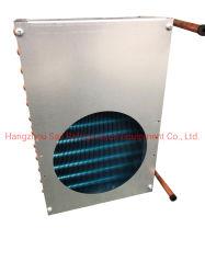 Медная трубка корпус дисплея испаритель для холодильного оборудования