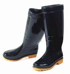 Mulher botas de borracha Construção Botas de chuva em GUANGZHOU