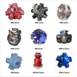 Motore idraulico di Rxroth/Eaton Vickers/Parker/Sauer Danfoss/motore del pistone/motore dell'attrezzo/motore idraulico idraulico cicloidale del motore/cinque stelle per A2f A6vm Omh M4c A6ve