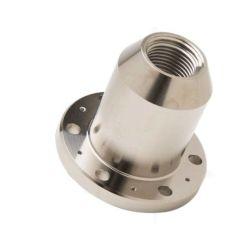 CNC machinaal bewerkte auto-onderdelen aluminium legering materiaal met hoge precisie Met warmtebehandeling in Guangdong Factory