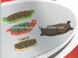 La qualité de pièces de rechange pour les plaquettes de frein de moto Honda//Suzuki Yamaha/Bajaj motocyclettes