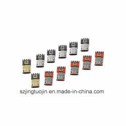 마이크로 USB 5핀 플러그 커넥터 전류 3A