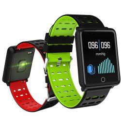 Mode couleur de la pression artérielle de Fréquence Cardiaque Ecran F3 Smart Sports Bracelet pour le commerce de gros