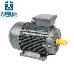 Ie3/ye3 à haute efficacité de la fonte de l'induction électrique CA triphasé asynchrone série Y Electromotor engrenage du ventilateur de moteurs électriques monophasés