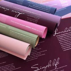 Упаковочная бумага - элегантный цветочным рисунком и кружевной печати для проведения свадеб, день рождения, отпуск, Сторона, Детский душ