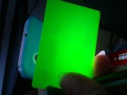 Fundición de lámina de acrílico para la pantalla/ Publicidad