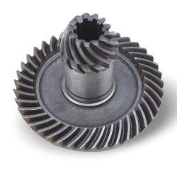 Le pignon conique hélicoïdal de jeu de pièces du tracteur ATV de l'épi de 5mm Petites roues en laiton pour la vente pignon à denture hélicoïdale de la faucheuse de direction droite acheter l'engrenage en plastique de la partie de la transmission automatique