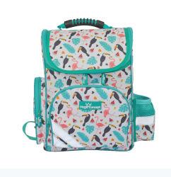 2020人の熱い販売昼食袋が付いている新しいデザイン大きい容量の子供の通学かばんの子供の学校のバックパックは学校のためのバックパックをからかう