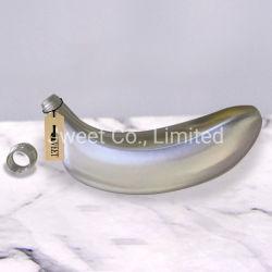 Custom 4 унции мини виски Одностенного автоклавы Hip из нержавеющей стали