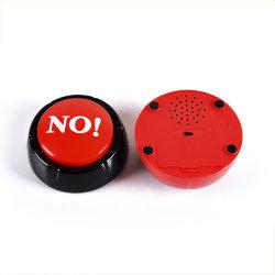 Kundenspezifische fehlerfreie Sprachmusik-Melodien-sprechenaufnahme-einfache Taste für förderndes und Geschenke