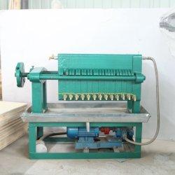 Disidratazione fanghi pressa per filtri a piastra e telaio per rifiuti Impianto di trattamento delle acque