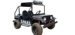 Off Road Suyang Mini Buggy, ATV, Go Kart, Willis Jeep 200cc para crianças e adultos