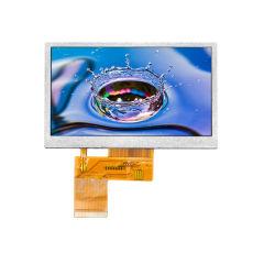 سعر رخيص 4.3 بوصة 480*272 RGB الواجهة Innolux LCD ST7282 شاشة عرض TFT LCD قياس 4.5 بوصة من نوع IC
