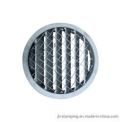 Водонепроницаемый воздушный вентиляционный канал раунда жалюзи