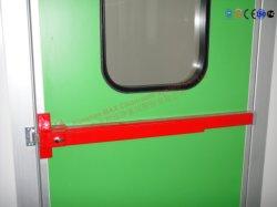 모듈 청정실 강요 Bar/Ce/ISO를 가진 비상사태 안전 문은 증명했다
