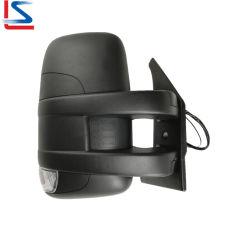 Espejo automático E-MARK para espejo diario Iveco de brazo corto con Antena 9 línea 2006-2011 5801367608 5801367640 espejo retrovisor