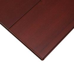 Engineered Flooring Matériaux de construction de planchers de bois de teck parquet en bois massif Jatoba