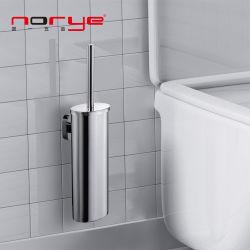 ملحقات الحمام حامل فرشاة حمام مع حامل من الفولاذ المقاوم للصدأ