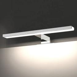 Großhandelspreis Hotel Projekt Aluminium Abdeckung IP44 Wasserdichte LED Badezimmer Wandspiegelbeleuchtung