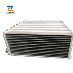 Permutador de calor de aquecimento com aletas Anticorrosiva, Fin-Tube utilizando a água do refrigerador de gases