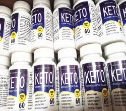 Suplemento de calcio Bhb ceto tabletas de sal de calidad farmacéutica para Fat Burner