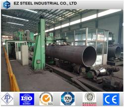 Tubo in acciaio al carbonio saldato diritto LSAW/SSAW con tubo di rivestimento in 3PE Per progetto costruzione ponte