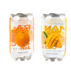 Домашнее животное может фруктовый ароматизированный газированных напитков - Алкоголь