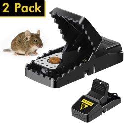 De plástico ABS de alta Sentive trampa de ratón ratón matar 100%