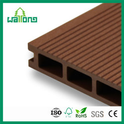 WL-Dk15025 ديكور المنزل الخشب المركبة سطح من البلاستيك خشب الوبر WPC الأرضية لحمام السباحة