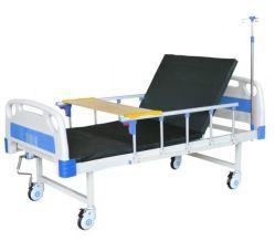 Fabricante de muebles de Hospital Manivela manual ABS Medical cama de hospital
