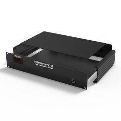 2u 알루미늄 쪼개지는 포좌 서버 선반 사례 482-89-250mm