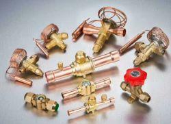 Acondicionador de aire Sistema de Control de la válvula de expansión térmica de latón