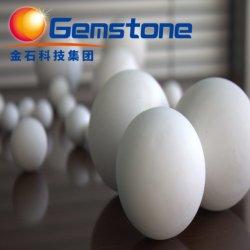 Al2O3 90% Inerte Alumina van het Gebied van 92% 95% 99% 99.5% Ceramische Bal voor de Petrochemische Steun van de Katalysator