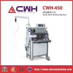 Diary Book Spiral Forming and Binding Machinery