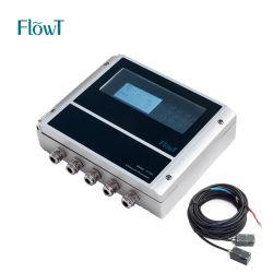 TGA 測定技術非侵入型超音波流量計