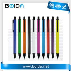 Рекламные пластиковые металлические маркера шариковой ручки с логотипом (BP11115)