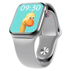 Hw12 lo schermo di tocco pieno astuto nuovo di vendita caldo della vigilanza 3D BT chiama l'inseguitore Relojes Inteligentes Smartwatch Hw12 di forma fisica di salute per il telefono mobile Android dell'IOS