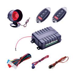 La entrada sin llave pasiva Pulse el botón de inicio Kit remoto de alarma de coche clave del sistema de seguridad