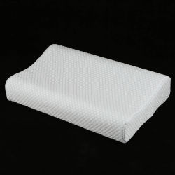 高品質の極度の涼しいゲルのB整形輪郭のメモリ泡の枕