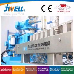 Thermoformender Kunststoff PLA PP PS Pet Sheet Plate Extrusion Line/Production Line/Making Machine/Extruder