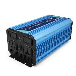 Alta freqüência de DC para AC 1500W onda senoidal pura UPS Inversores de Potência inicial