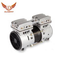 AC à double piston Oilless silencieux du moteur du compresseur d'air/huile pompe du compresseur d'air libre/Air Oil-Free la tête du compresseur