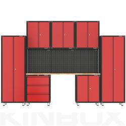 Kinbox 11PCSの熱い販売のガレージの収納箱