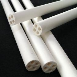Четыре отверстия электрической изоляции оксида магния MGO трубки